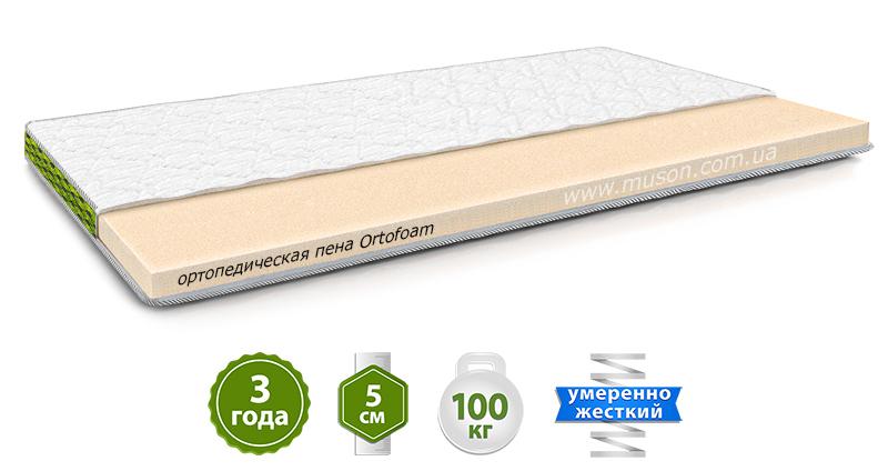 Матрас топпер SOFT ROLL / СОФТ РОЛЛ (АКЦИЯ -15%)