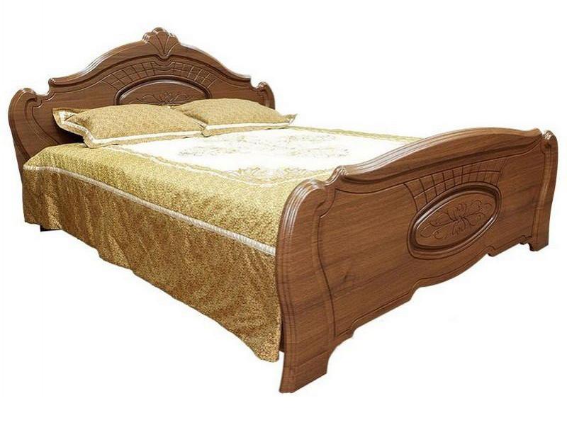 Кровать Світ Меблів CATHERINE / КАТРИН - 160х200 см