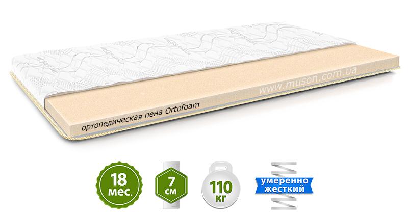 Матрас топпер SLEEPER PLUS / СЛИПЕР ПЛЮС (АКЦИЯ -15%)