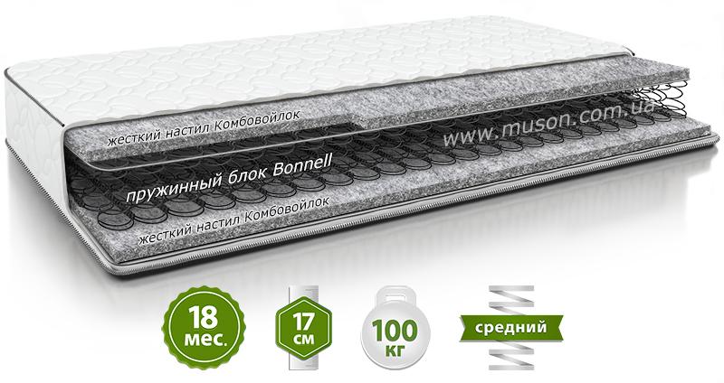 Матрас Econom Line EKO-LITE 1 / ЭКО-ЛАЙТ 1